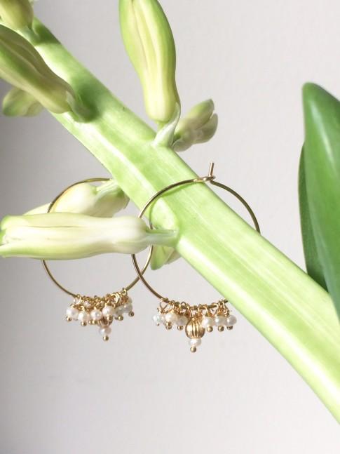 Boucles d'oreilles HENRIETTE