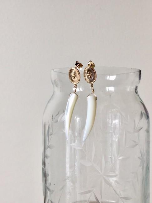 Boucles d'oreilles VICTOIRE