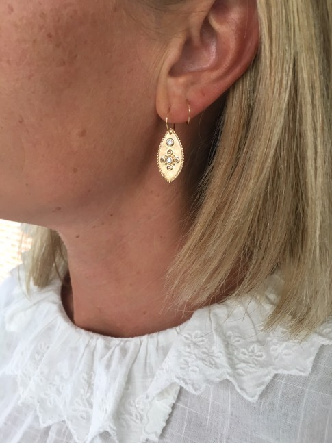 Boucles d'oreilles RAPHAELLE