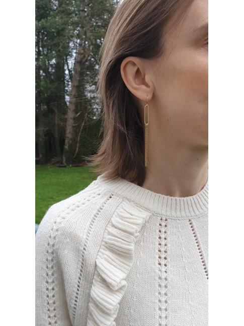 Boucles d'oreilles SCARLETTE