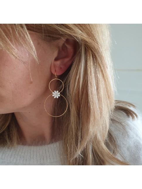 Boucles d'oreilles LEA