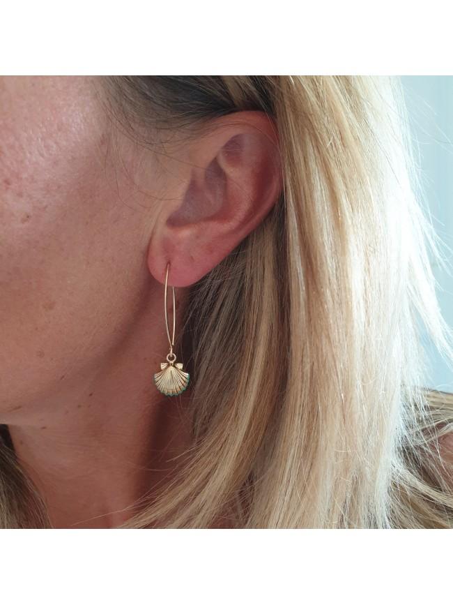 Boucles d'oreilles SHEILA