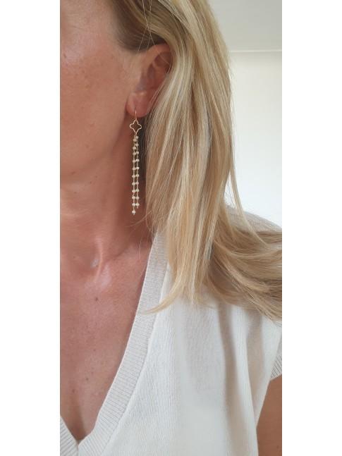 Boucles d'oreilles VANINA