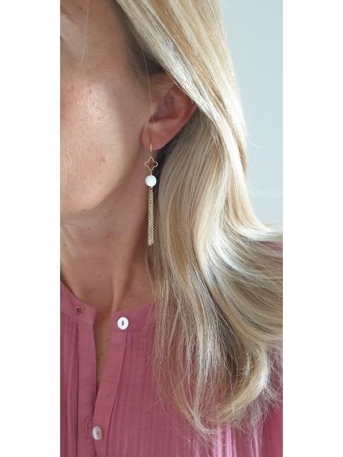 Boucles d'oreilles CLAUDIA