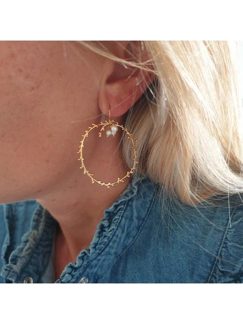 Boucles d'oreilles APRIL