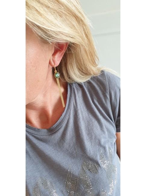 Boucles d'oreilles MANON