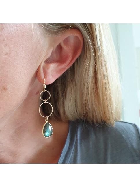 Boucles d'oreilles LUCIA
