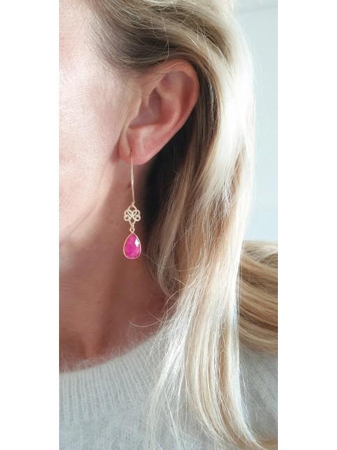 Boucles d'oreilles GERSENDE