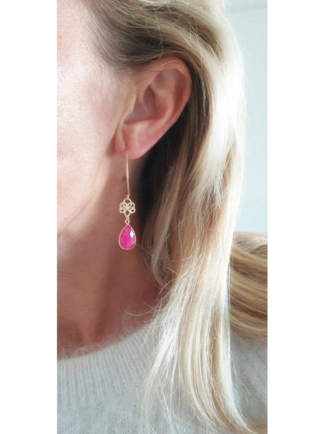 Boucles d'oreilles GERSENDRE