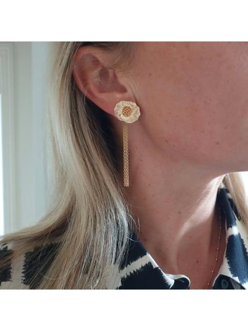Boucles d'oreilles ISAURE