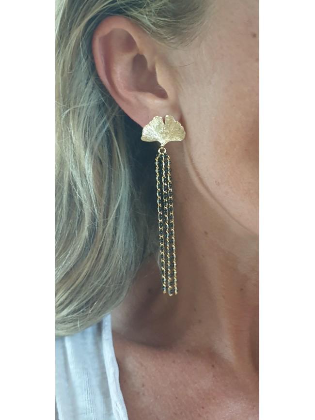 Boucles d'oreilles MARIETTE